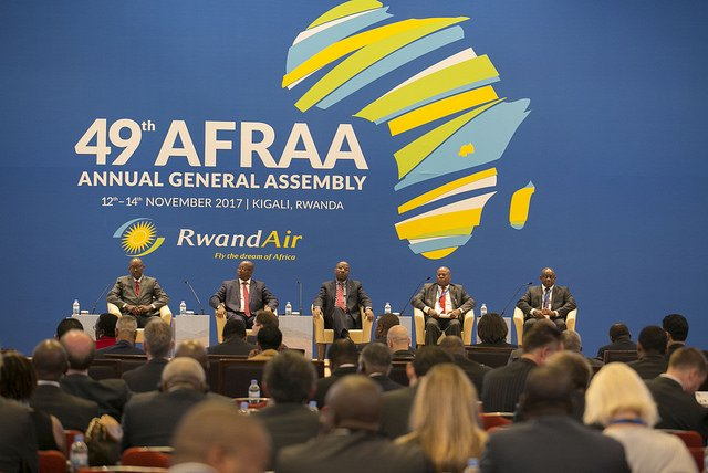 #AFRAA in final preparations for 50th Annual General Assembly