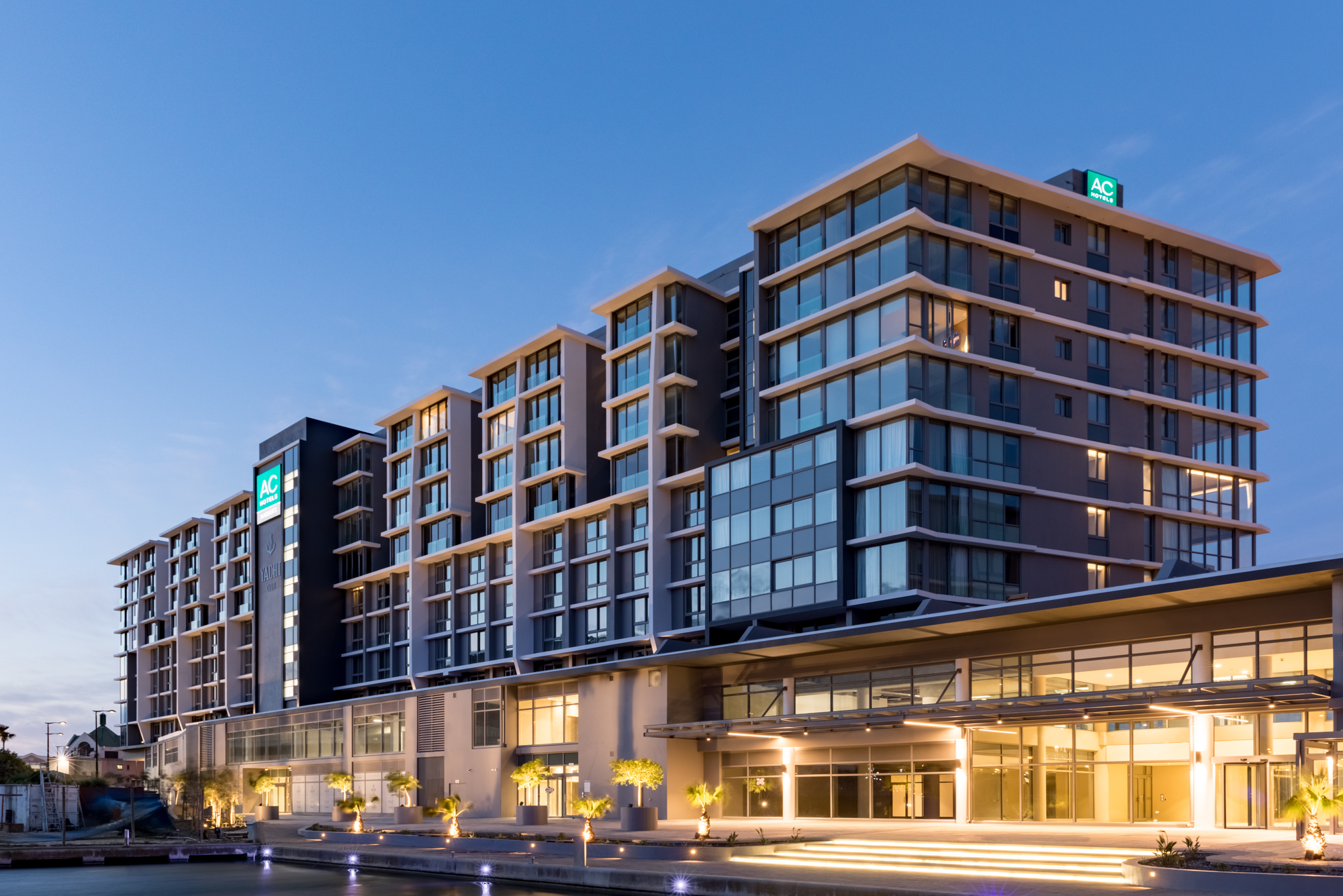 AC Hotels by Marriott opens first hotel in Africa