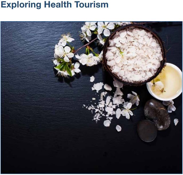 UNWTO and ETC Launch Report on Health Tourism