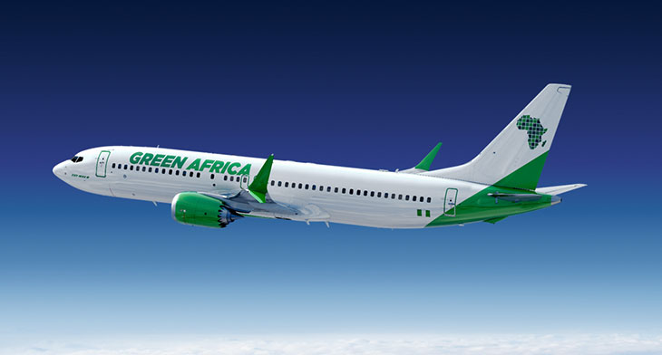 New Nigerian airline places Africa's largest order for #Boeing B737Max