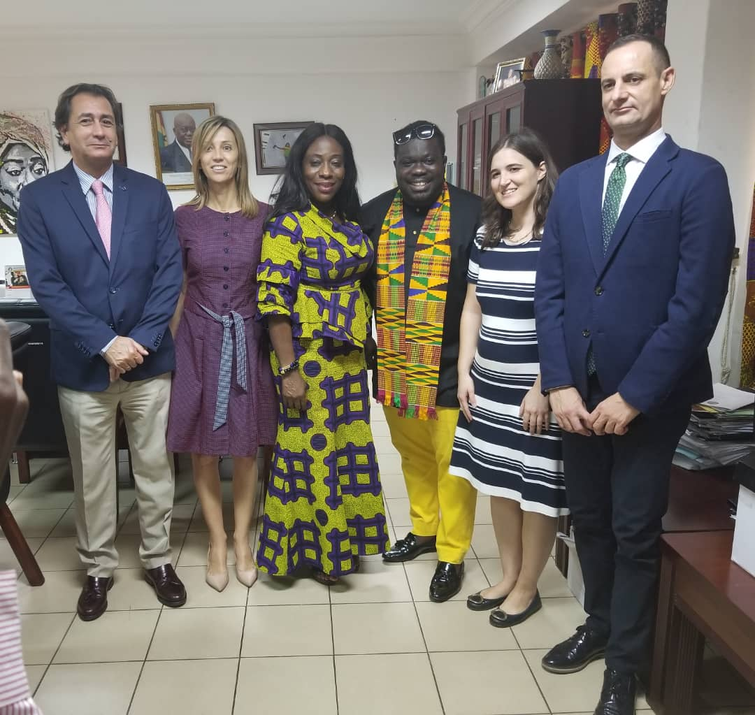 Ghana to host Casa Africa's Vis a Vis musical programme next year