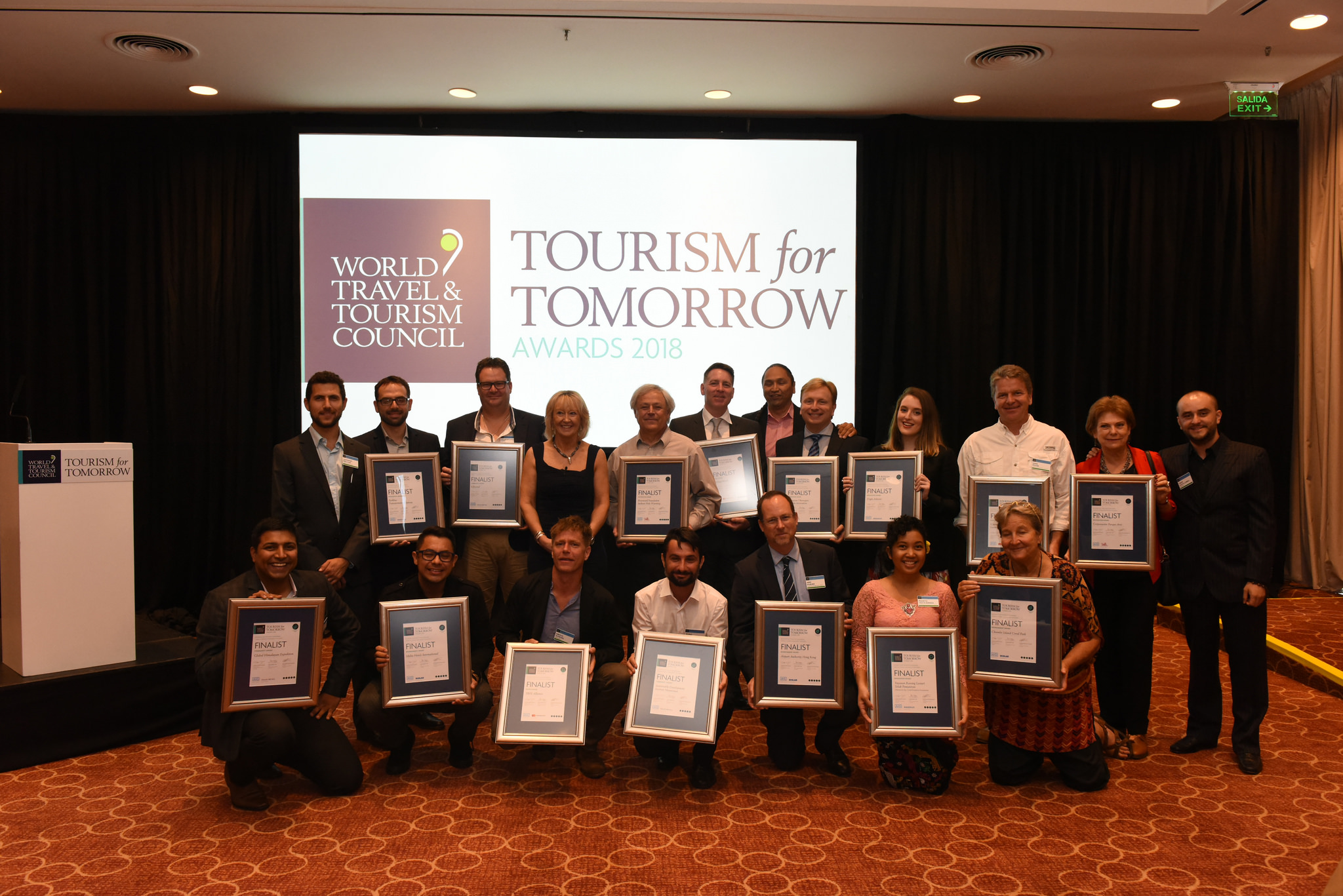 WTTC announces 2019 Tourism for Tomorrow Awards finalists
