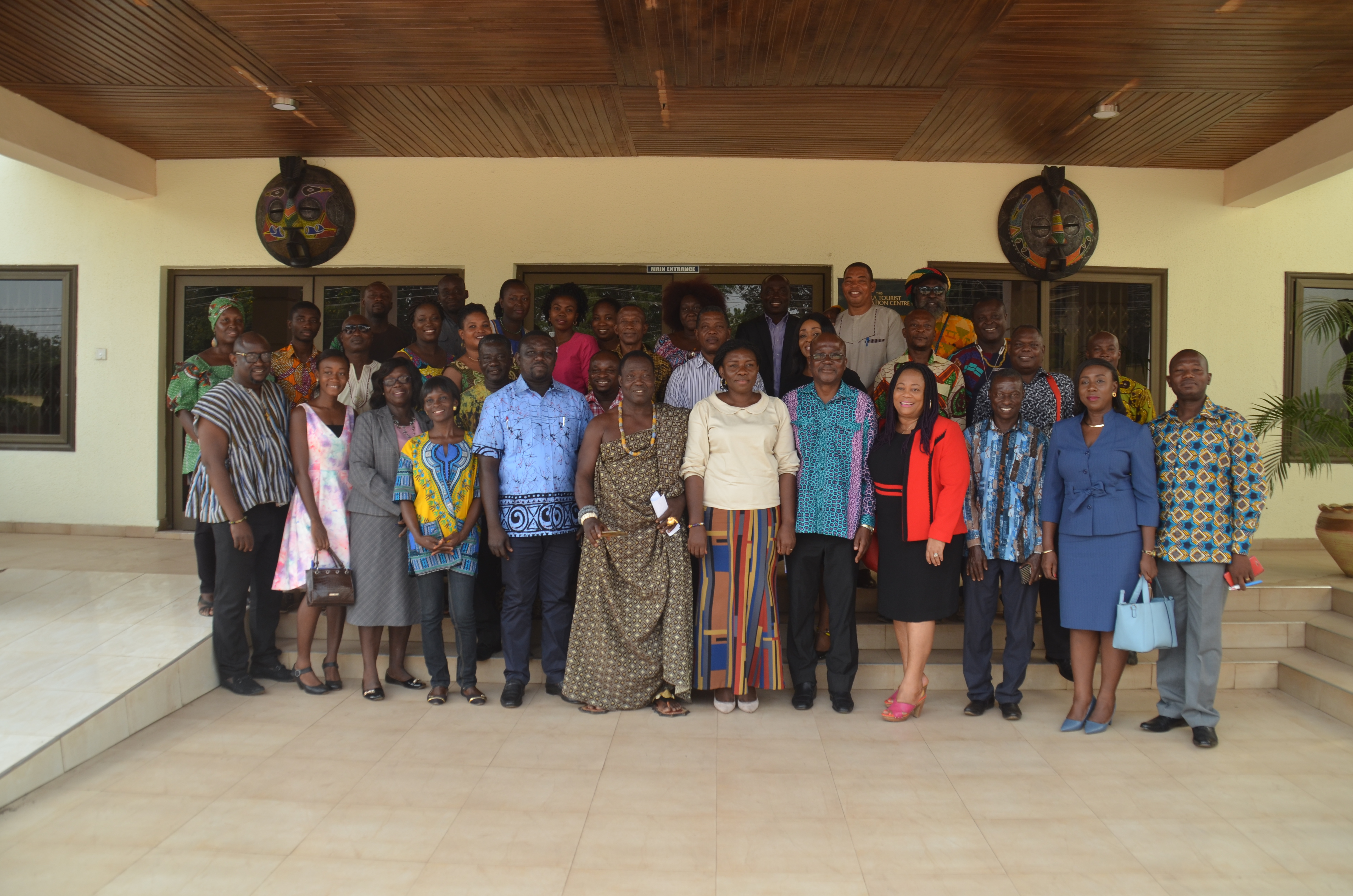 Towards reviving and rebranding HOTCATT, stakeholders discuss strategies