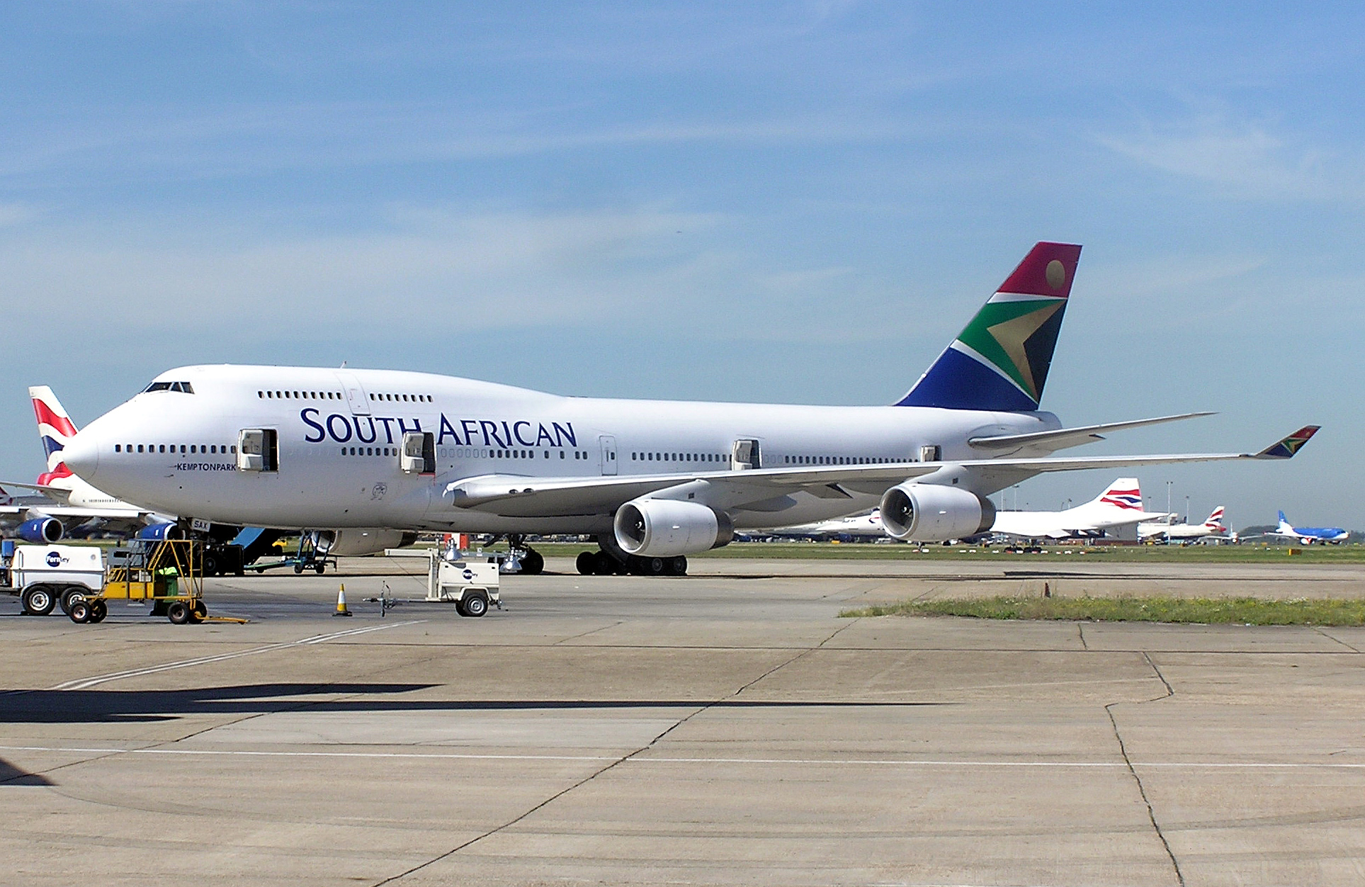 SAA Announces Extra Flights Between Ghana and the U.S.