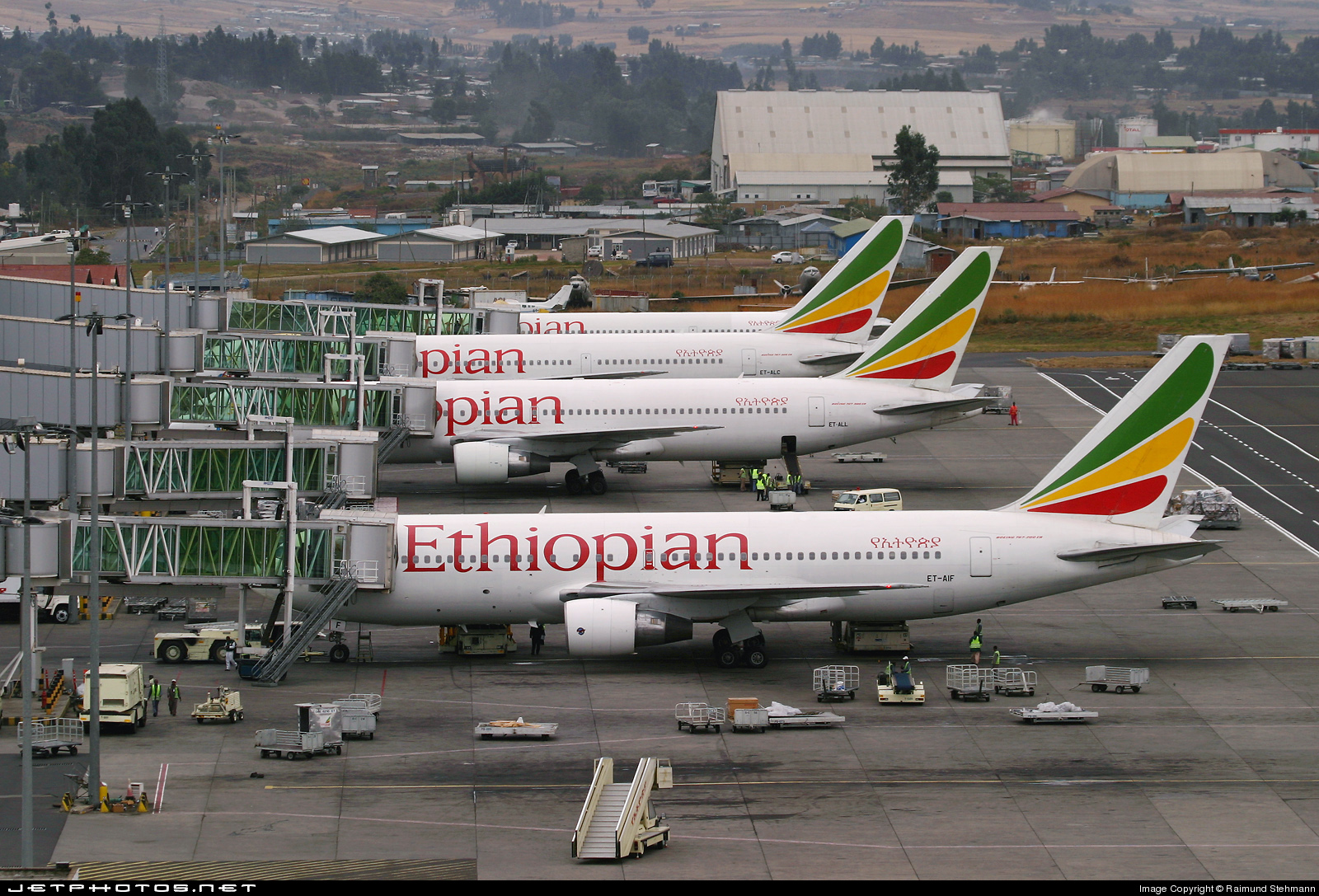 Ethiopian Airlines restructures entire US network