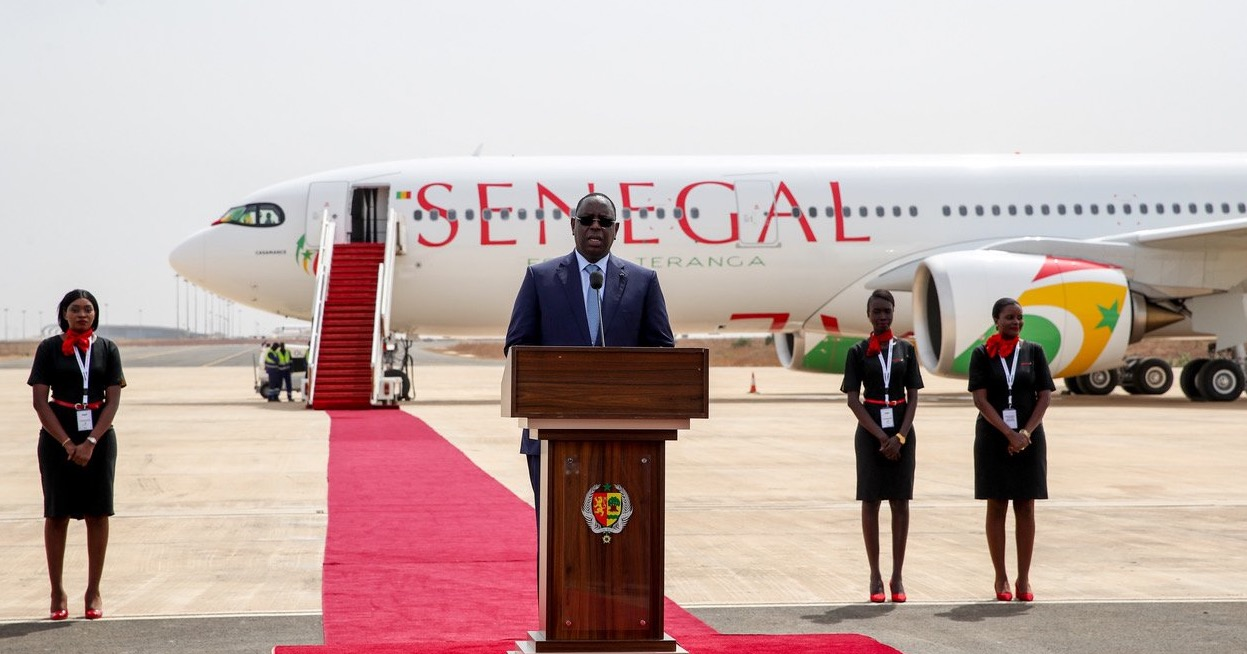 Air Senegal's first A330neo arrives in Dakar ahead of delivery