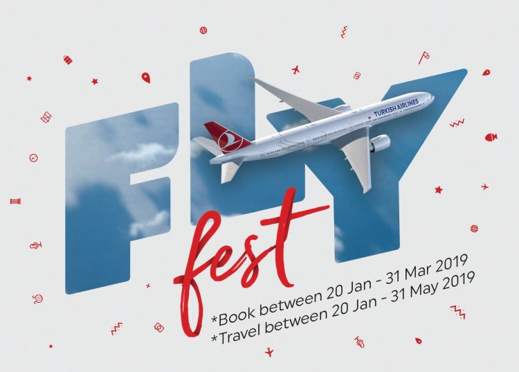 Ghana: Turkish Airlines launches FlyFest promo