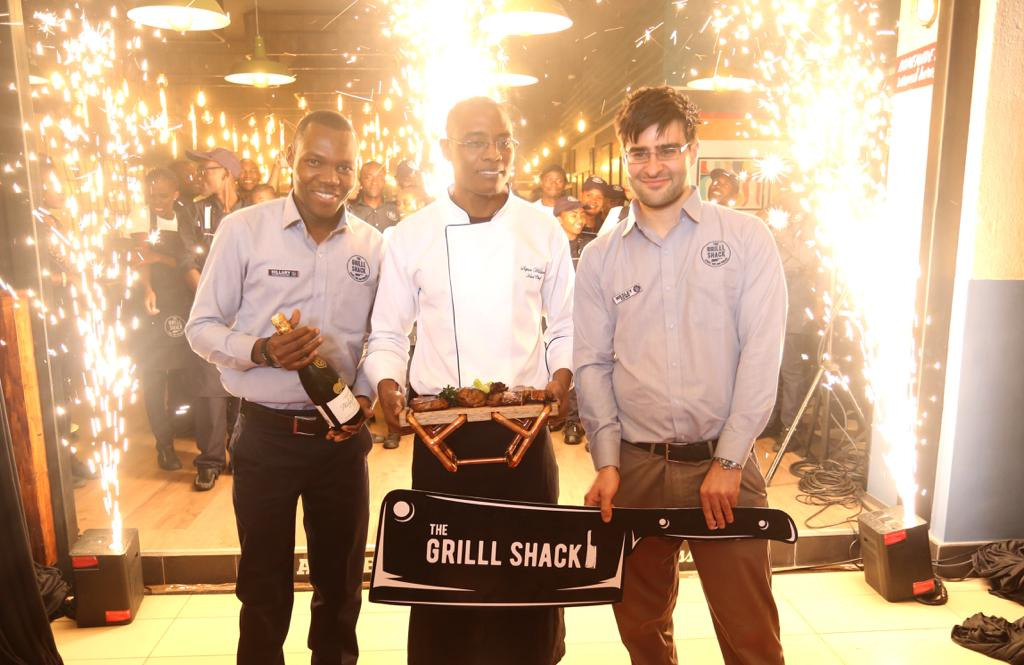 Dubai -based fast food restaurant, Grilll Shack makes debut in Kenya