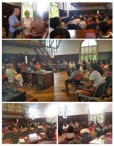 Spirit of UBUNTU comes alive at Africa Day's FetAfrik Celebrations in Seychelles…
