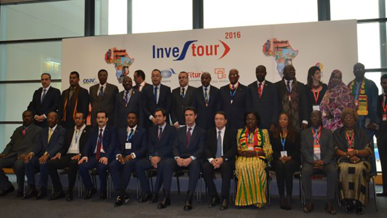FITUR 2017 Drives Forward Tourism in Africa Through its INVESTOUR Section