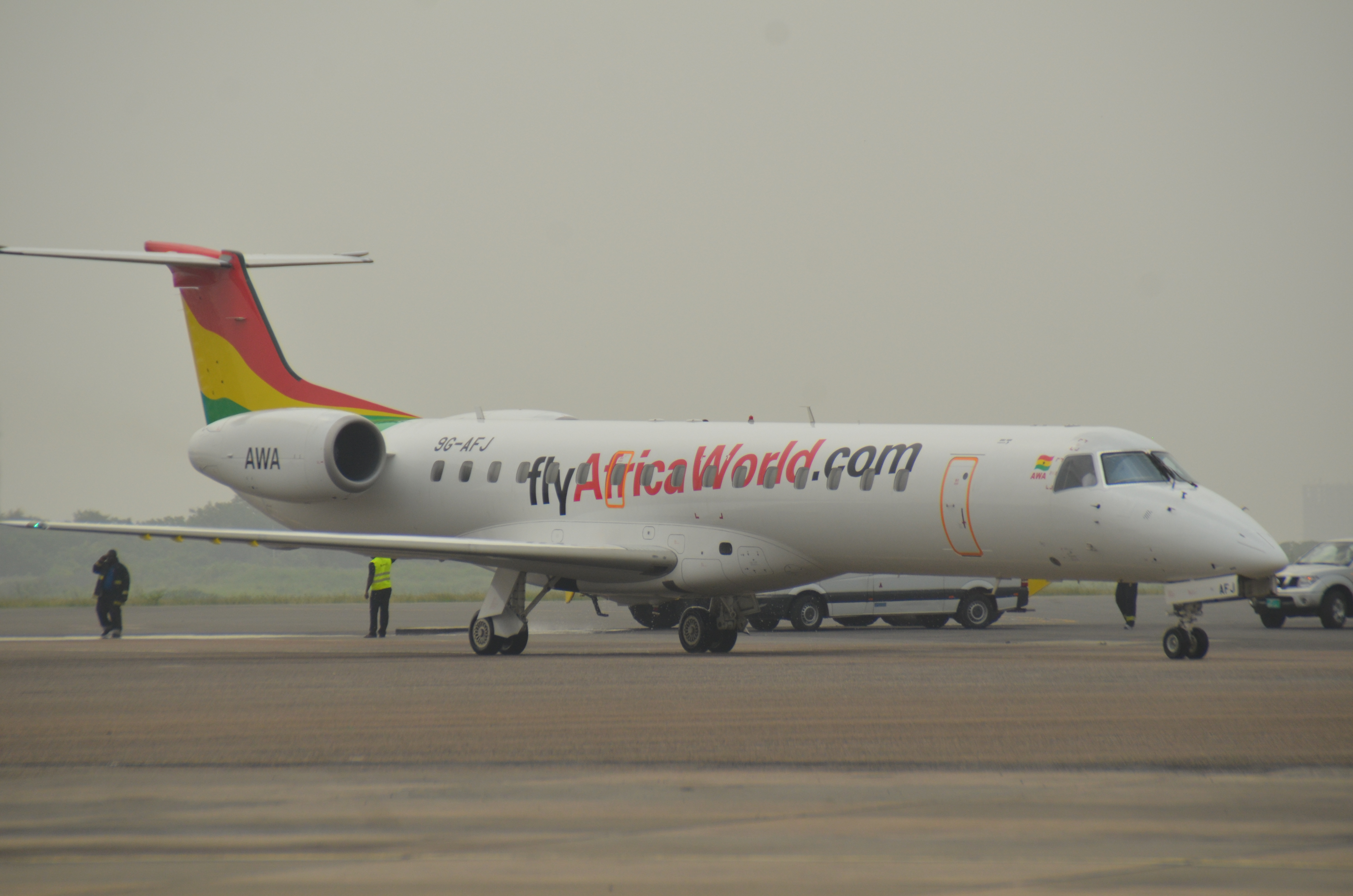 COVID-19: Africa World Airlines suspends all flights for two weeks