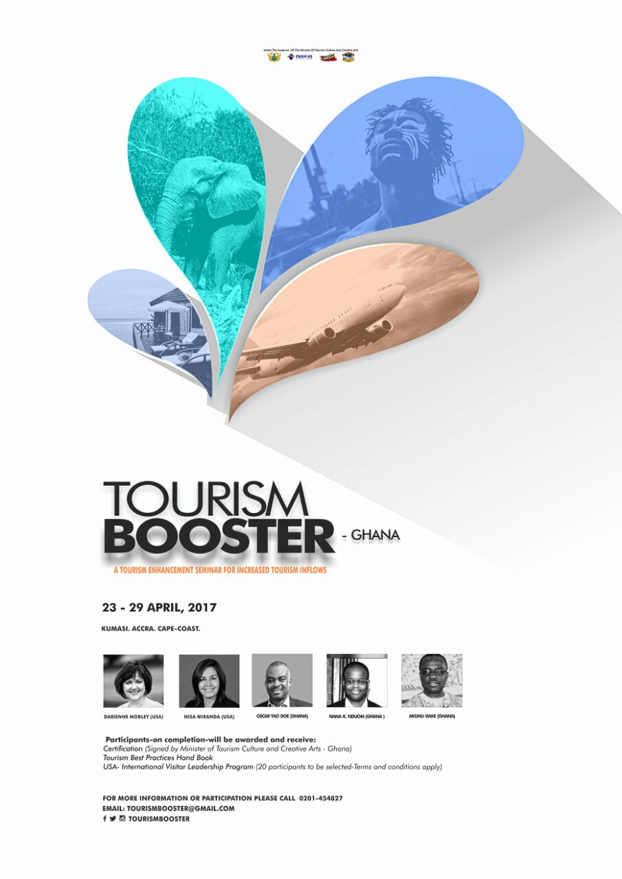 Nationwide Tourism Booster Takes Off in April
