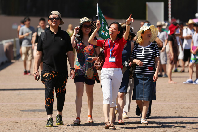 Chinese tourists spent 12% more in travelling abroad in 2016
