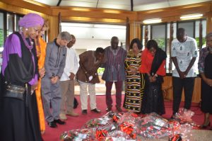 Emancipation Day/Panafest '17 Begins with Wreath-Laying in Accra