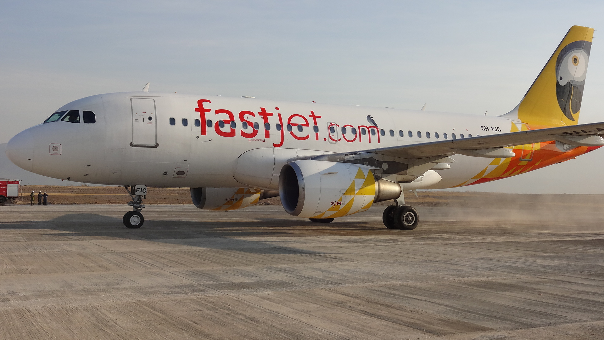 Surprise move by Fastjet may shake up SA airline scene