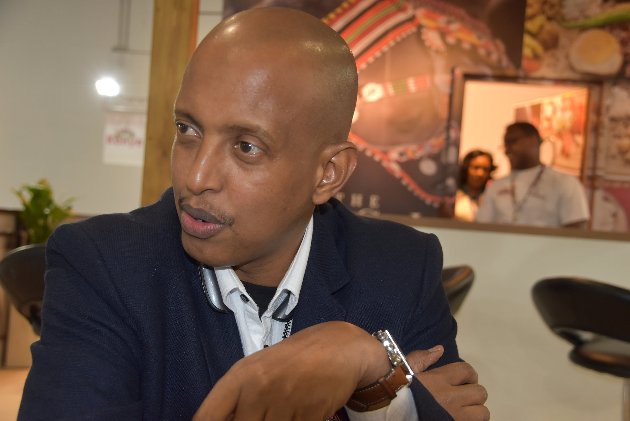 Kenya's Mohammed Hersi joins the ARP Travel Group as Operations Director