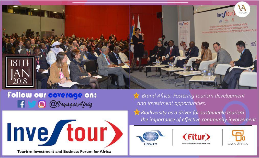 #BrandAfrica in focus @ #FITUR 2018