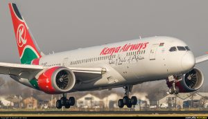 Kenya Airways cuts Baggage Allowance for Economy Class Pax