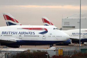 British Airways makes big order for Boeing jets