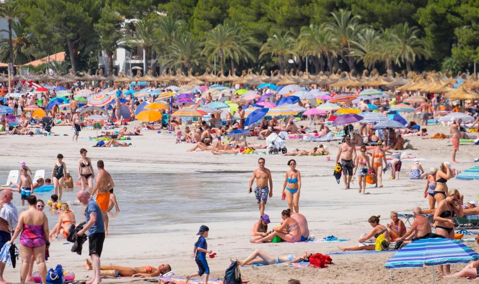 Spain to replace US as second most popular tourism spot