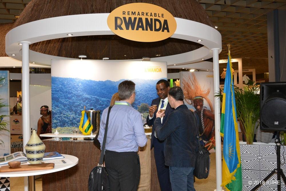 Rwanda Tourist Attractions Showcased At #Vakantiebeurs 2018
