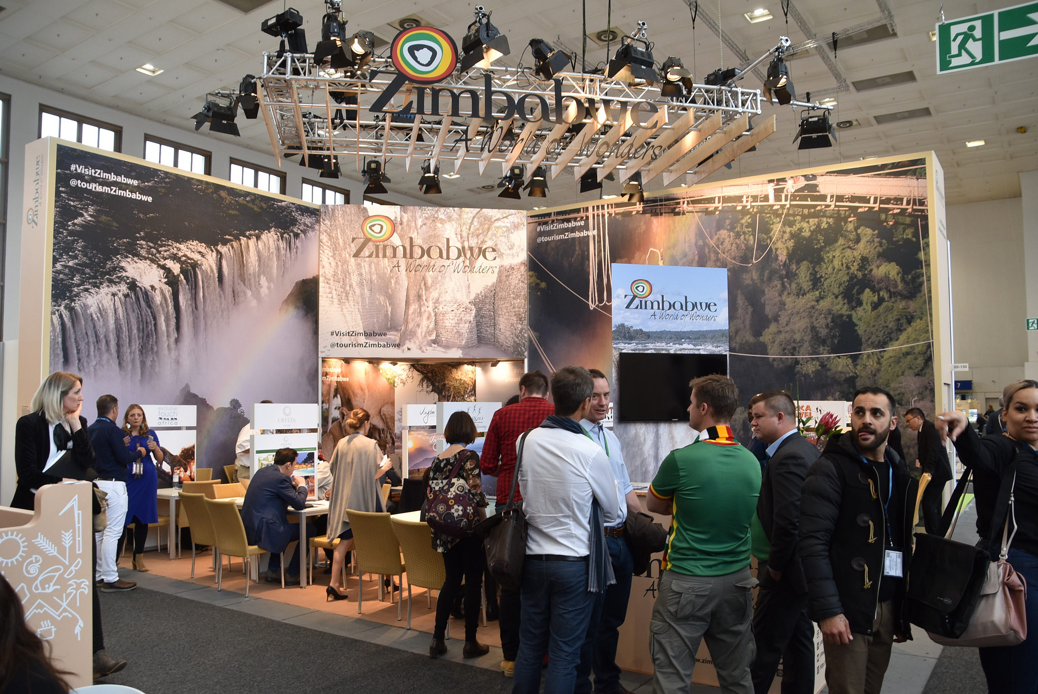 Zimbabwe Tourism takes marketing efforts to Fitur in Spain