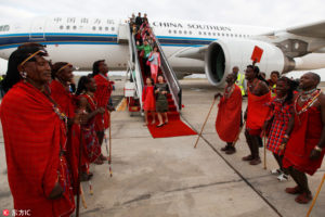 Kenya: Chinese Flights to See Trade, Tourism Soar