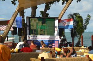 "….And ""Football came Home"" to Sarova Whitesands Beach Resort Kenya"