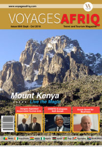 September edition of VoyagesAfriq Travel Magazine out with new exclusive content