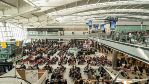 London's Heathrow still most connected airport