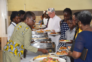 Labadi Beach Hotel fetes Cured Lepers and Street Children