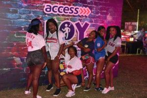 Access Bank Ghana goes hip-hop at Labadi Beach Hotel