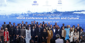 African Tourism Ministers participate in UNWTO/UNESCO Cultural Conference
