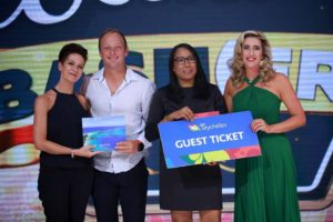 South African Couple wins M-Net Wedding Bash Finale to Seychelles