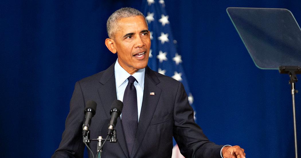 President Barack Obama announced as Headline Speaker for WTTC Global Summit 2019