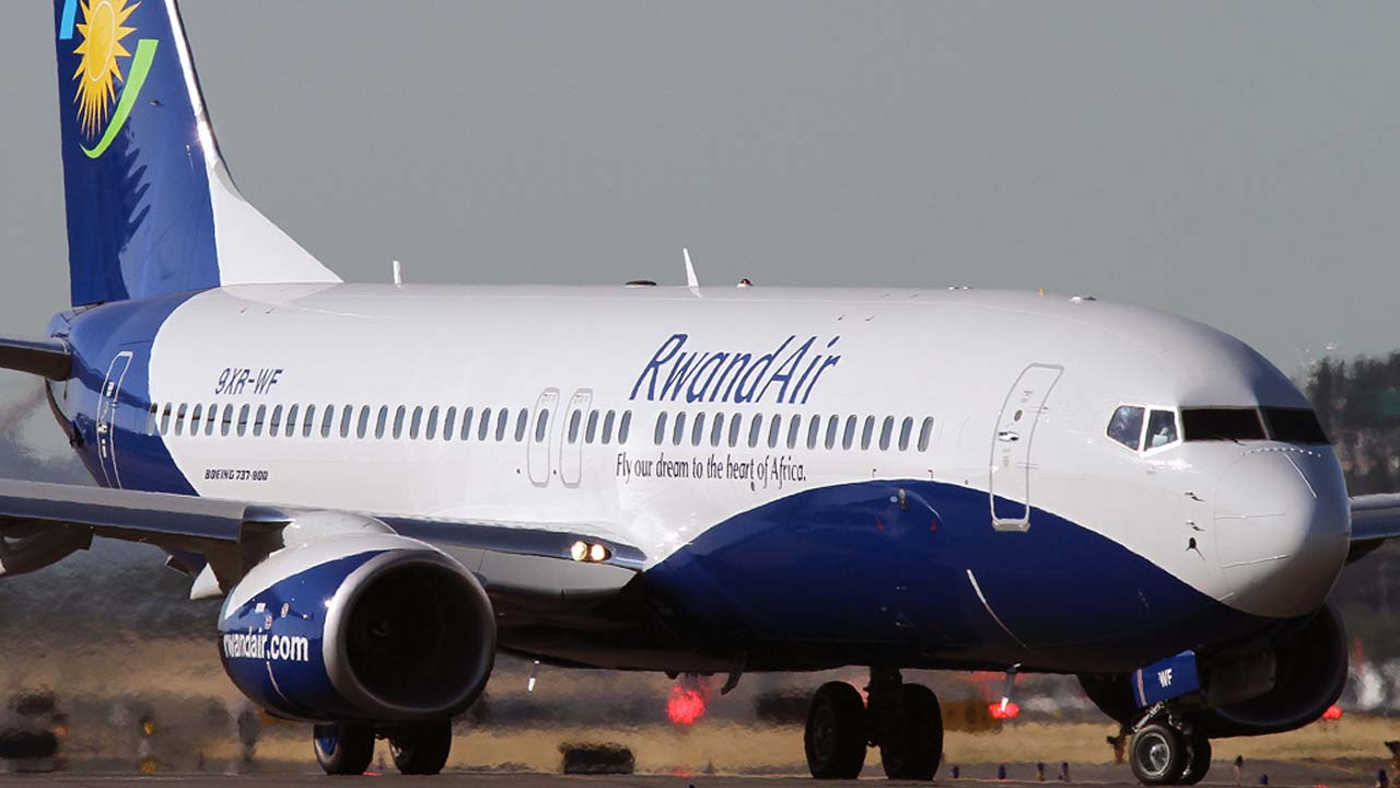 RwandAir to Commence Flights to China in June