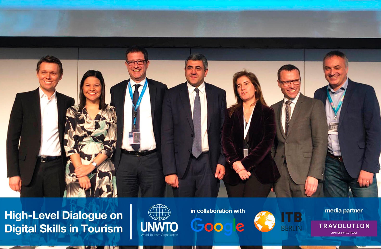 ITB 2019: Google and UNWTO to collaborate on developing digital skills in tourism