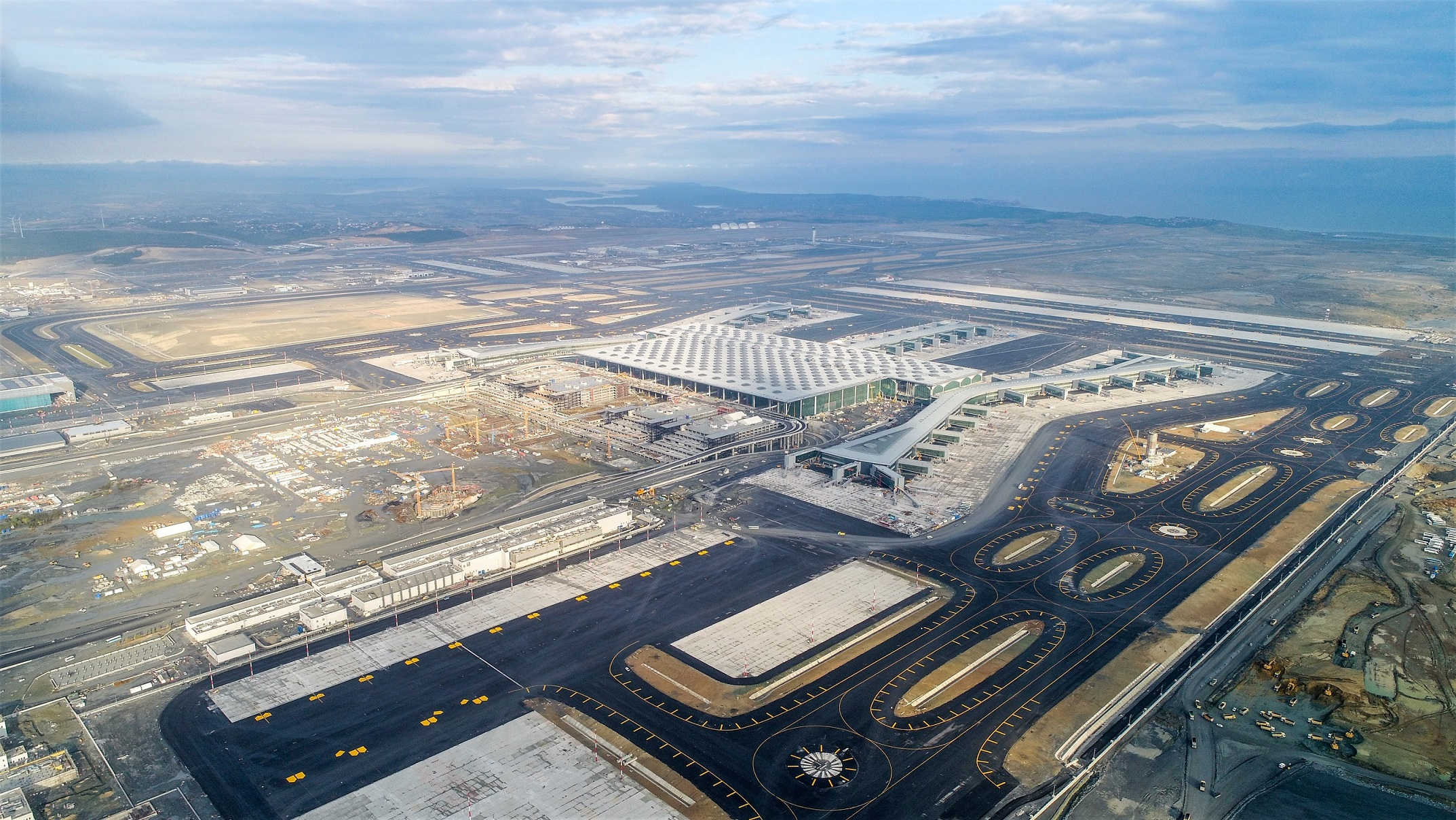 Turkish Airlines prepares to complete move to new Istanbul Airport
