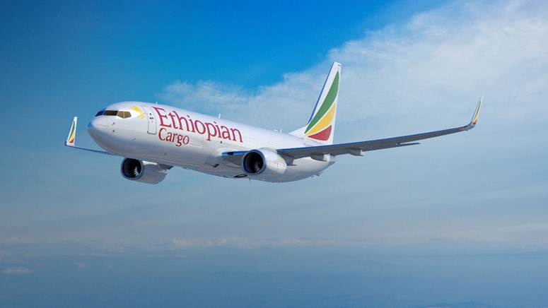 #EthiopianAirlines takes delivery of first #Boeing #B738F