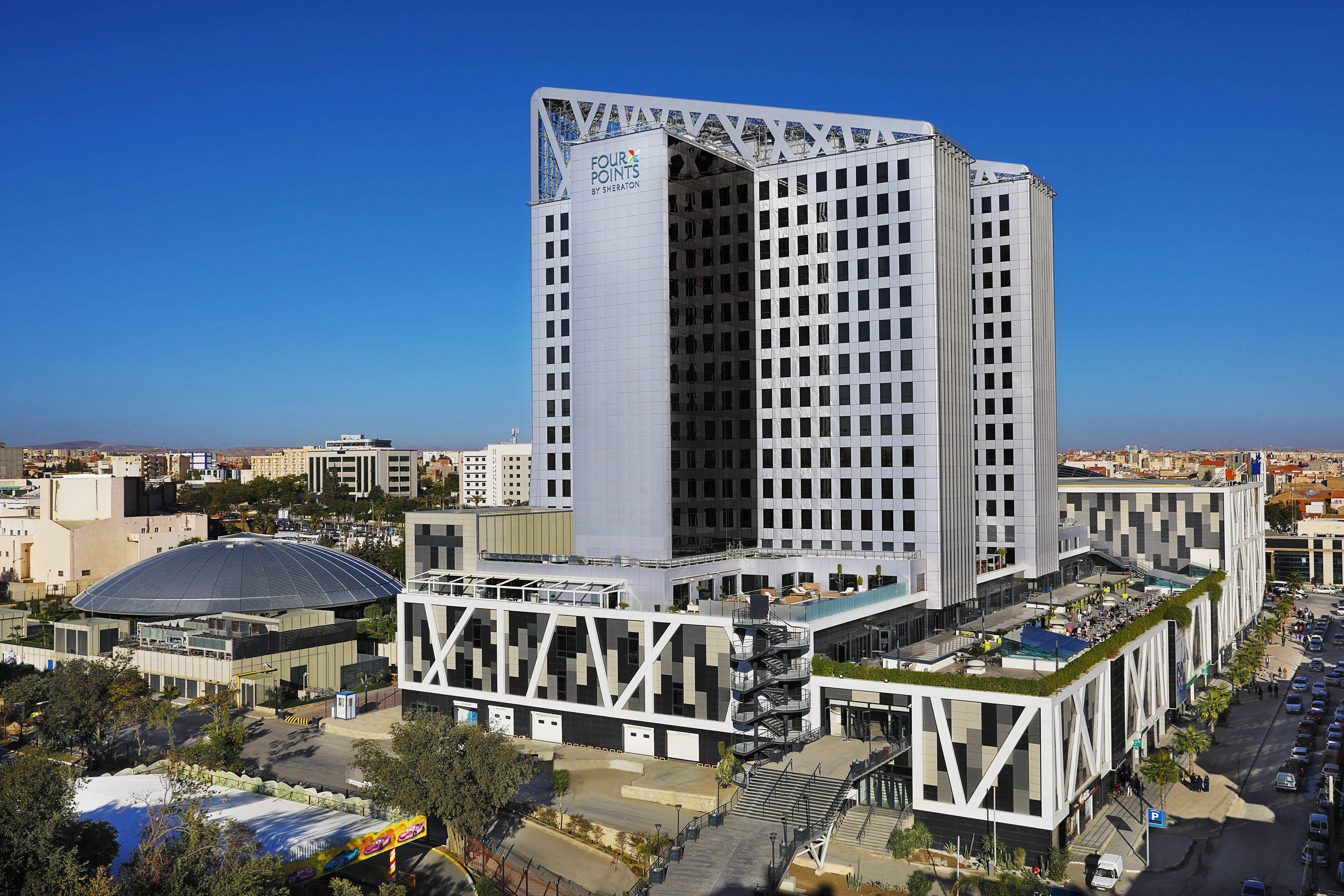 Marriott International announces the opening of Four Points by Sheraton Setif in Algeria