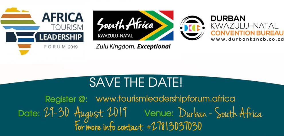 Durban to host 2019 Africa Tourism Leadership Forum and Awards