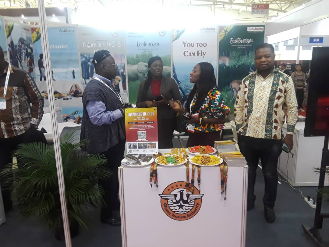 Ghana pitches for share of Chinese market at COTTM 2019 Exhibition