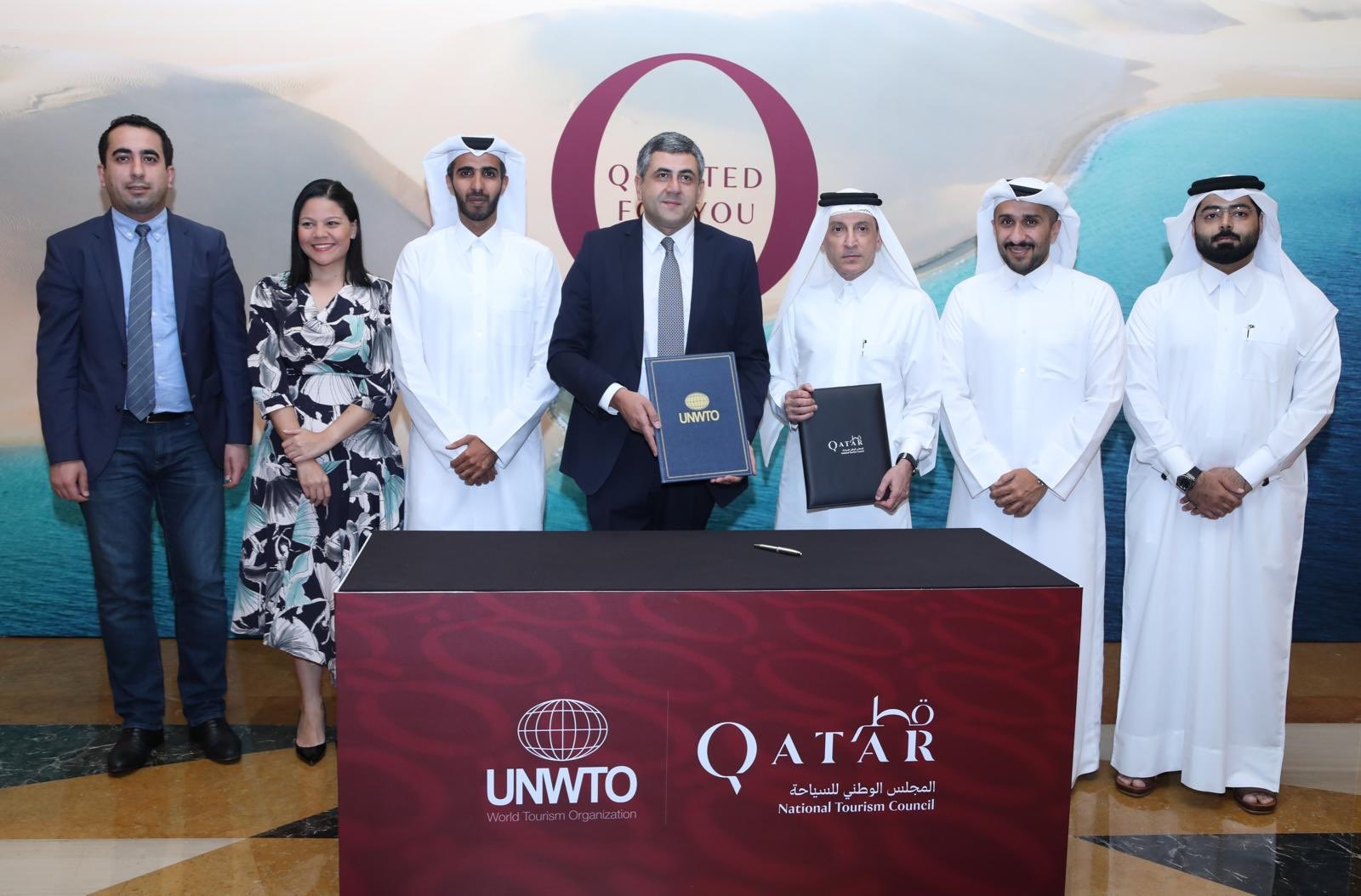 Qatar inks deal with UNWTO to sponsor Maiden Global Tourism Sports competition
