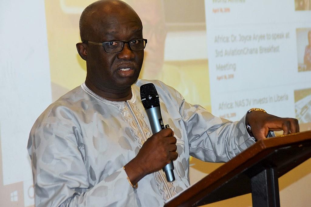 Ghana's Aviation Minister dismisses privatisation of Kotoka International Airport