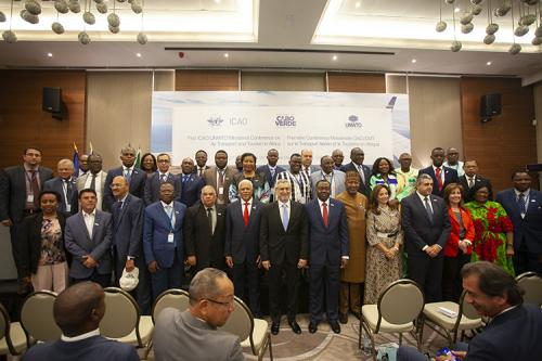Tourism, Transport and Aviation Ministers unite for the future of Air Transport and Development in Africa