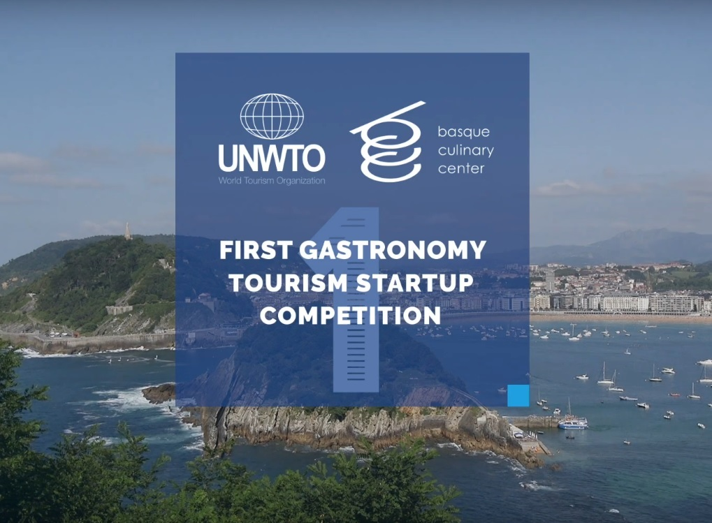 Finalists of the 1st Global Gastronomy Tourism Startup Competition announced