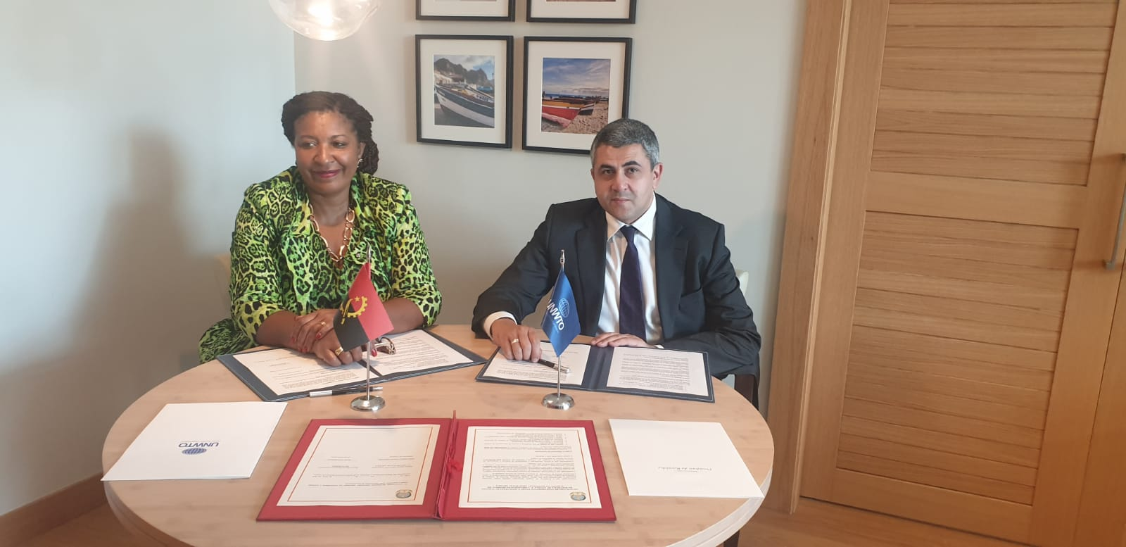 Angola signs cooperation agreement with UNWTO