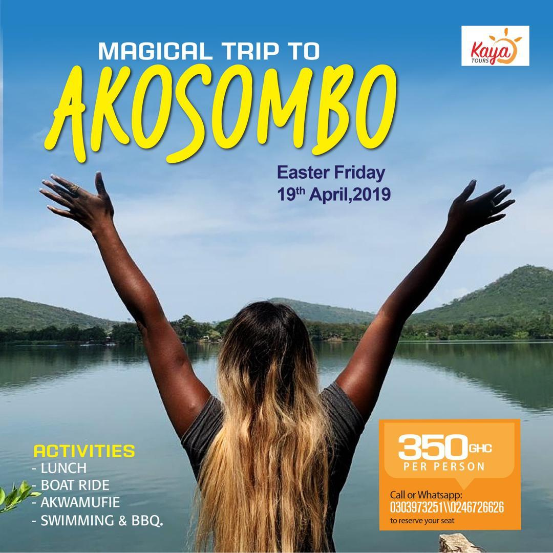 Easter escape with Kaya Tours