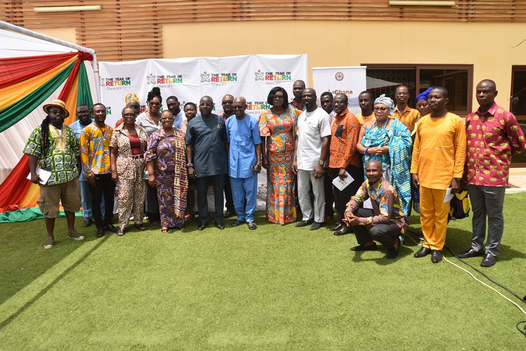 Year of Return: Youth in Tourism Festival launched – set for July 18 to 20