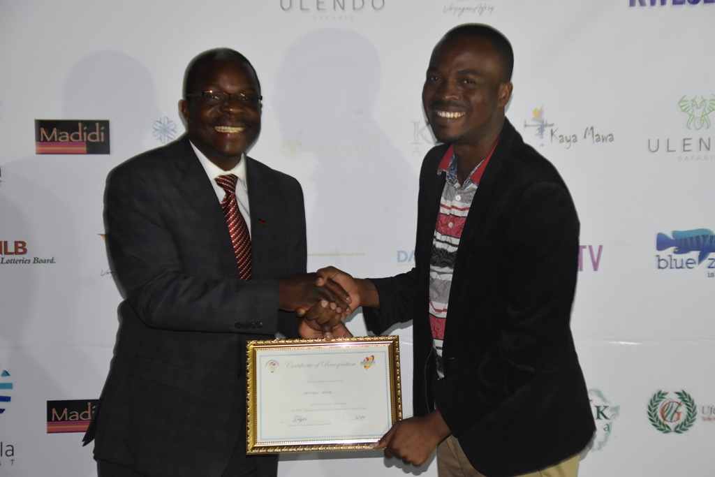 #MITE2019: VoyagesAfriq, others receive award for promoting Destination Malawi